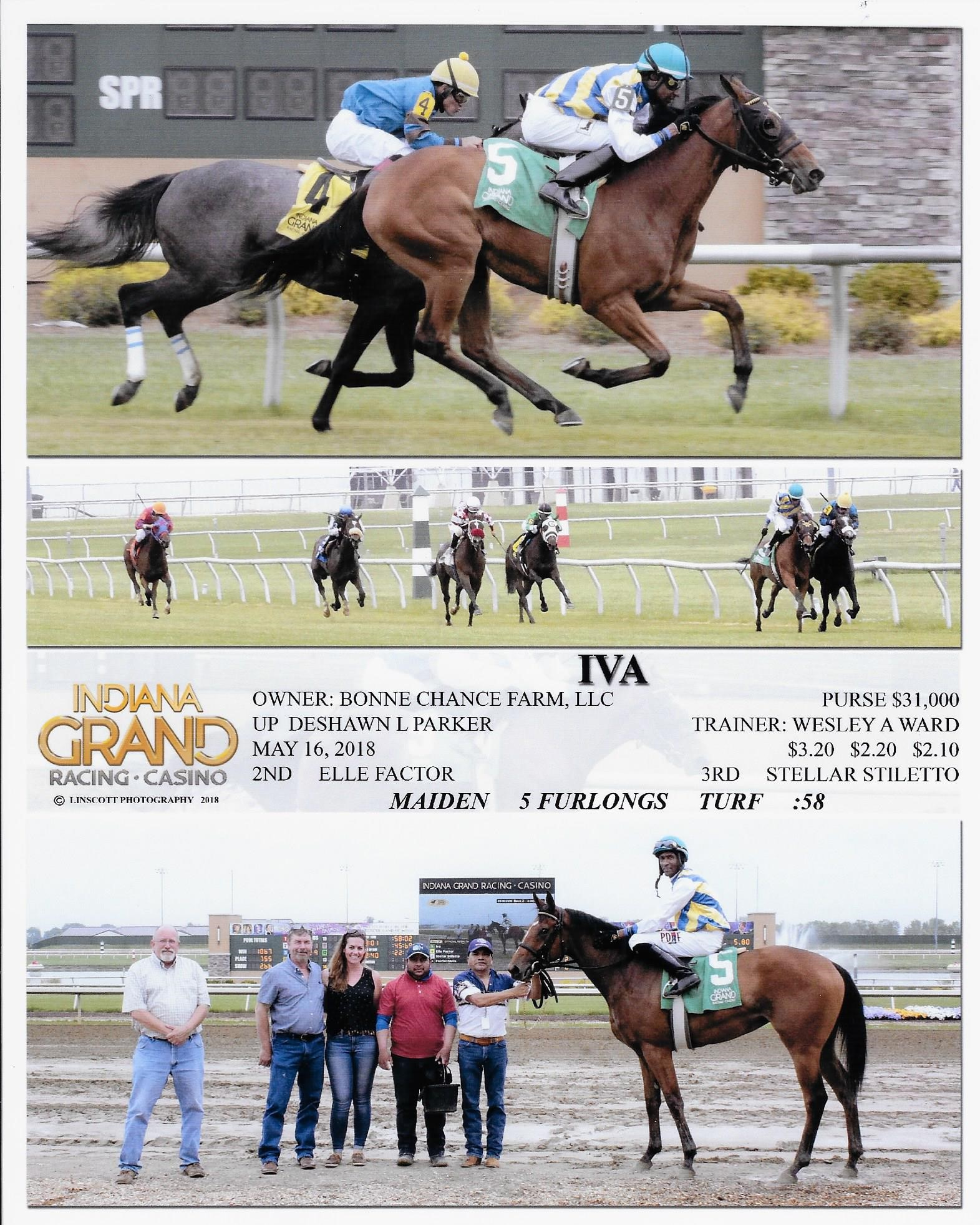 Iva MSW Indiana Grand
